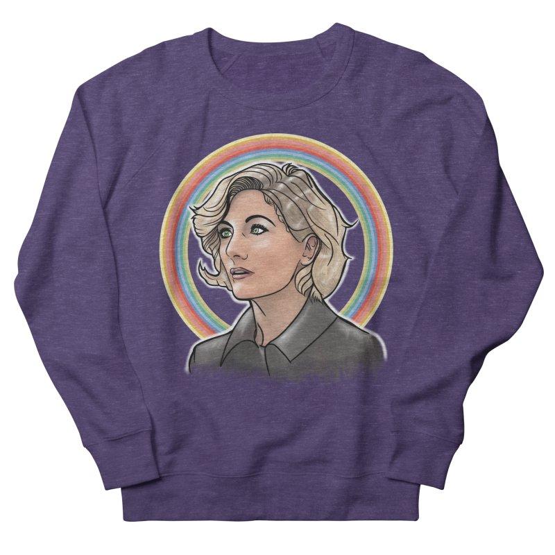 DON'T PANIC! Women's French Terry Sweatshirt by karmadesigner's Tee Shirt Shop