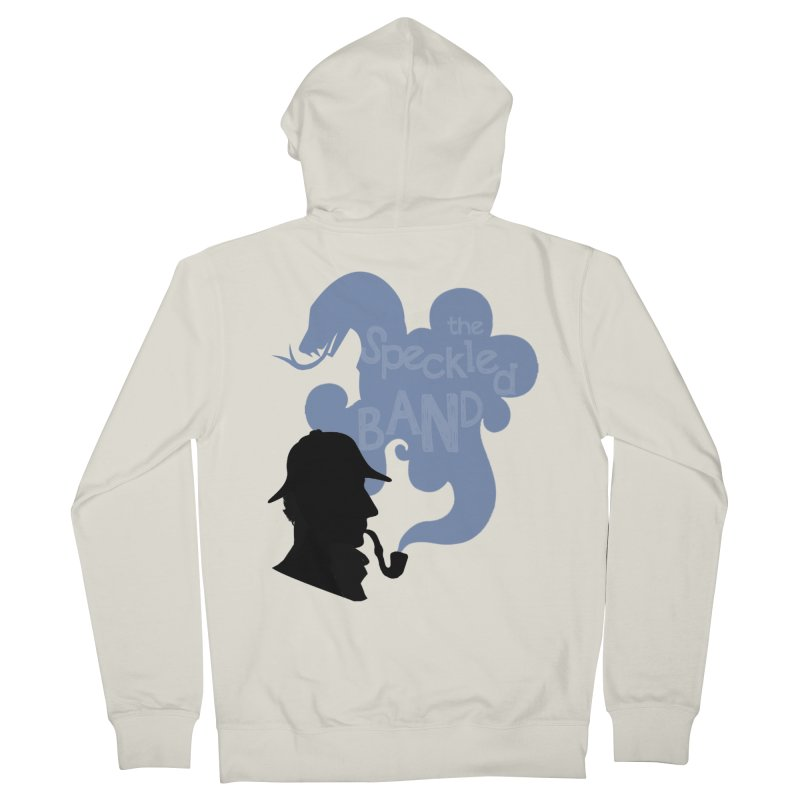 The Speckled Band Women's French Terry Zip-Up Hoody by karmicangel's Artist Shop