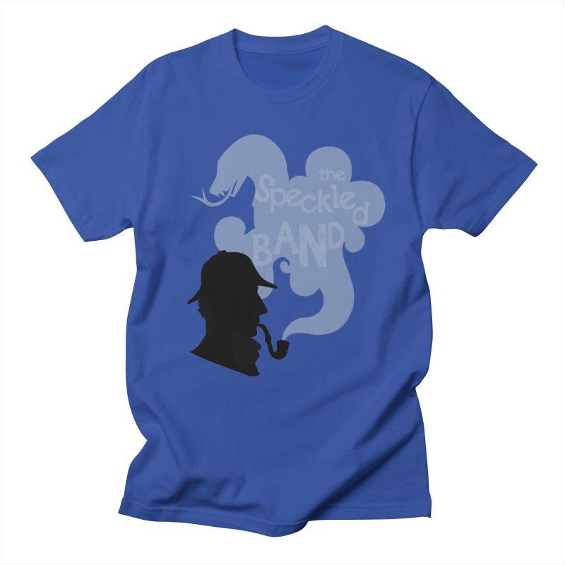 The Speckled Band Men's Regular T-Shirt by karmicangel's Artist Shop