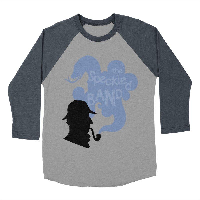 The Speckled Band Men's Baseball Triblend Longsleeve T-Shirt by karmicangel's Artist Shop