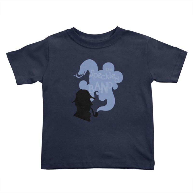 The Speckled Band Kids Toddler T-Shirt by karmicangel's Artist Shop
