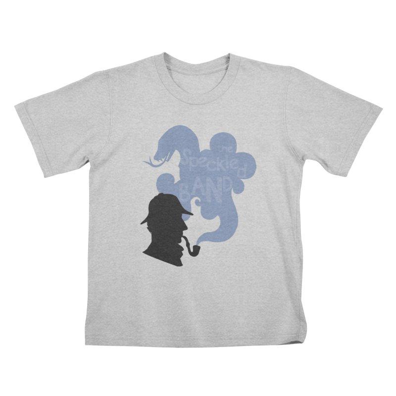 The Speckled Band Kids T-Shirt by karmicangel's Artist Shop