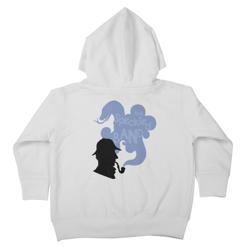 The Speckled Band Kids Toddler Zip-Up Hoody by karmicangel's Artist Shop