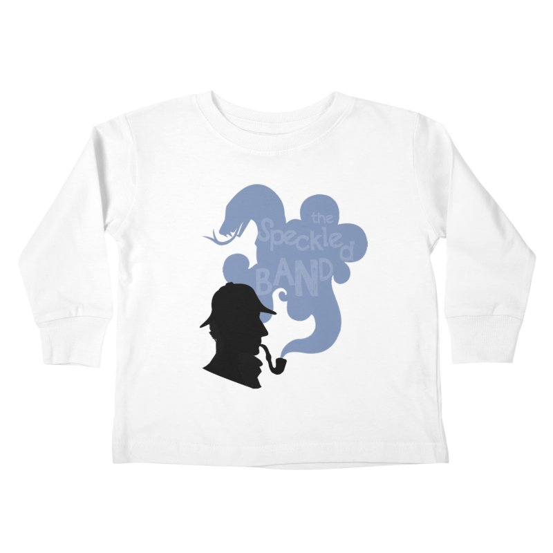 The Speckled Band Kids Toddler Longsleeve T-Shirt by karmicangel's Artist Shop