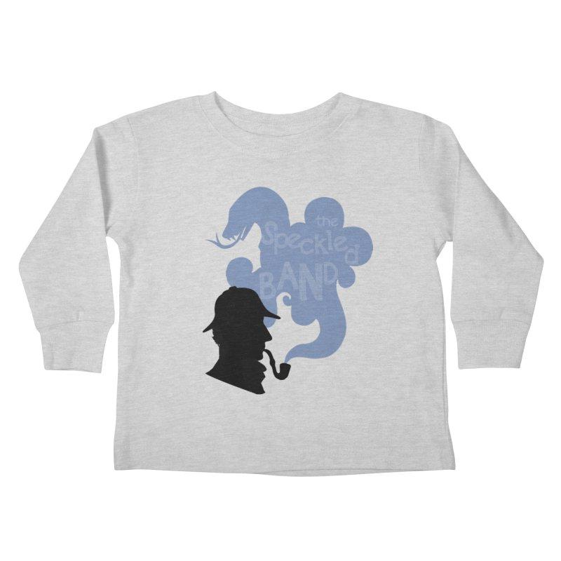 The Speckled Band Kids Toddler Longsleeve T-Shirt by karmicangel's Artist Shop