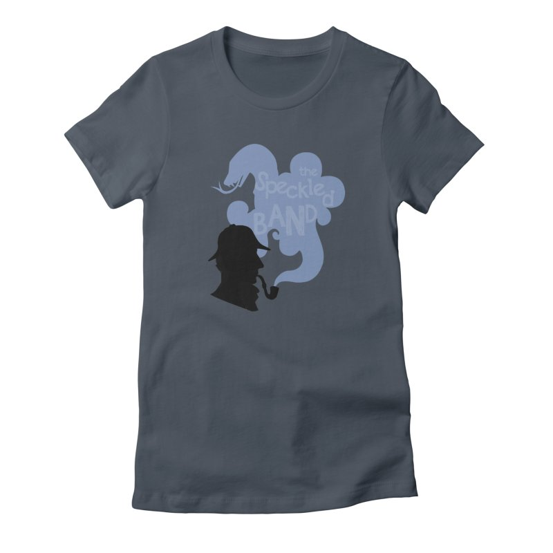 The Speckled Band Women's T-Shirt by karmicangel's Artist Shop