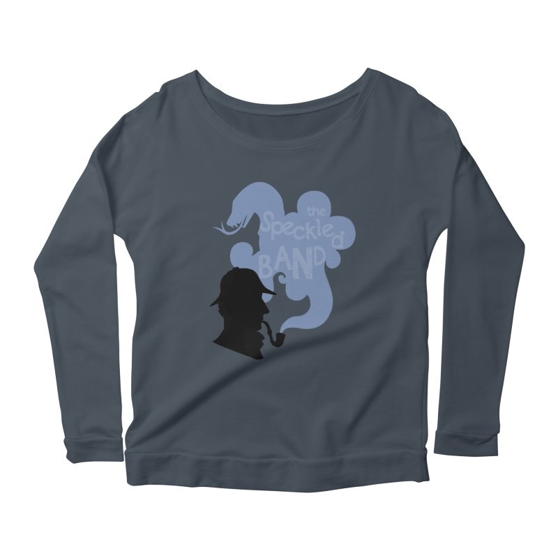 The Speckled Band Women's Longsleeve T-Shirt by karmicangel's Artist Shop