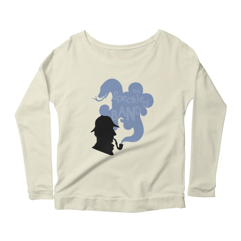 The Speckled Band Women's Scoop Neck Longsleeve T-Shirt by karmicangel's Artist Shop