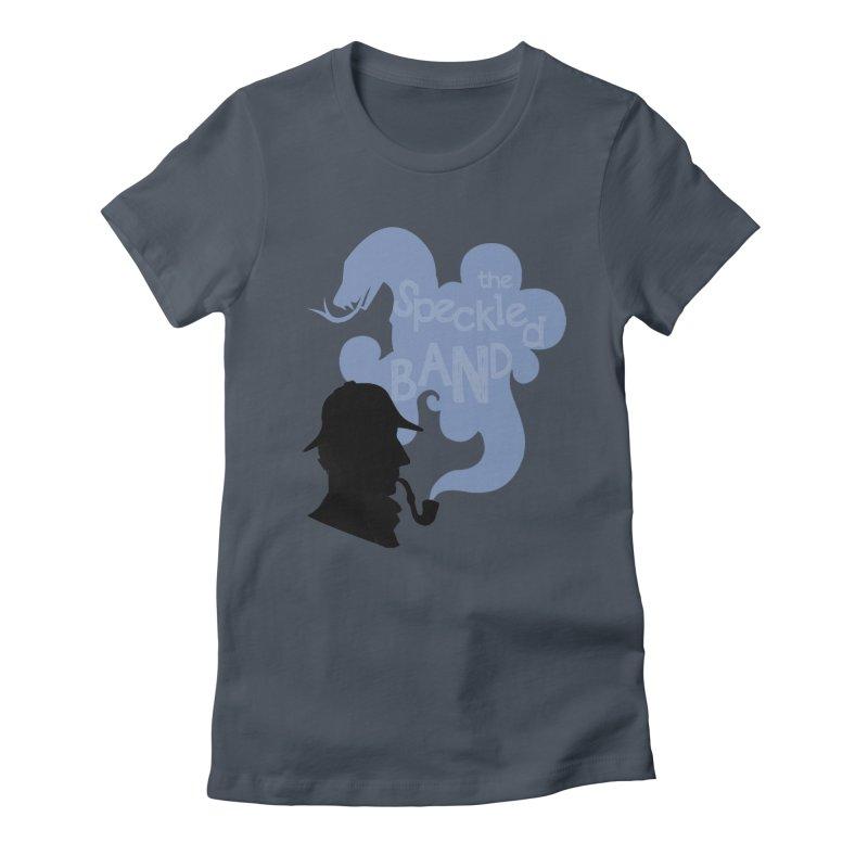 The Speckled Band Women's T-Shirt by karmicangel's Artist Shop