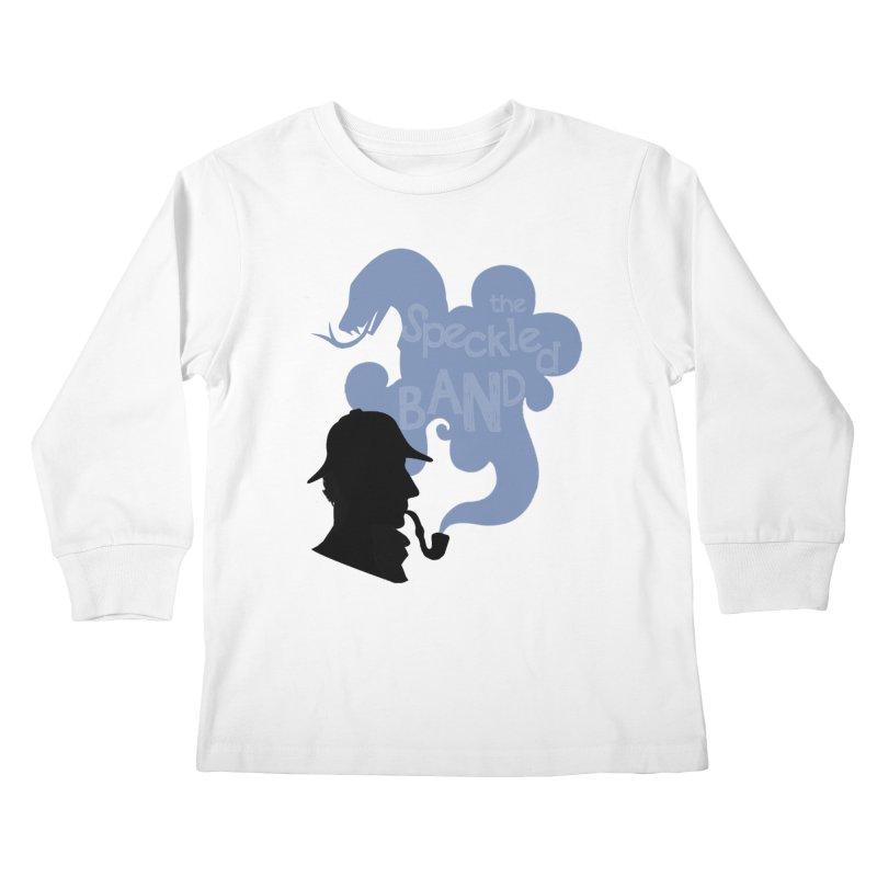 The Speckled Band Kids Longsleeve T-Shirt by karmicangel's Artist Shop
