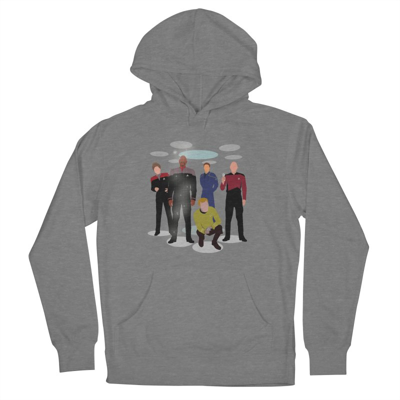 Captains Away Mission Women's Pullover Hoody by karmicangel's Artist Shop
