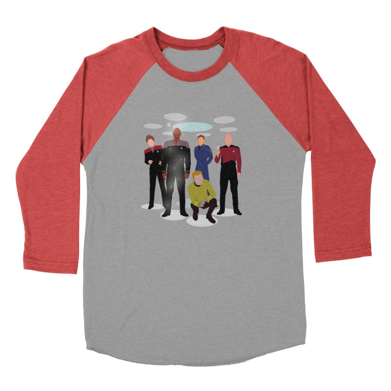 Captains Away Mission Men's Longsleeve T-Shirt by karmicangel's Artist Shop