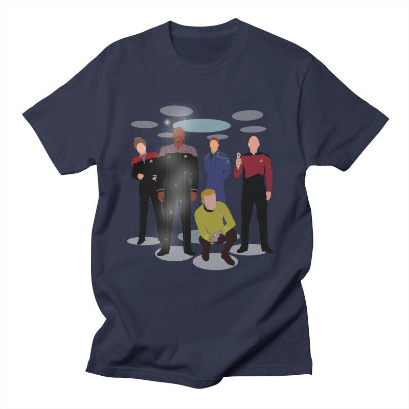 Captains Away Mission Men's T-Shirt by karmicangel's Artist Shop