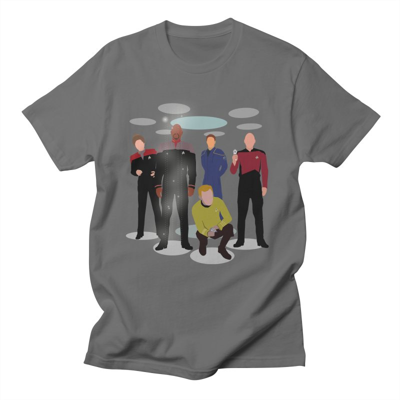 Captains Away Mission Men's T-Shirt by karmicangel's Artist Shop