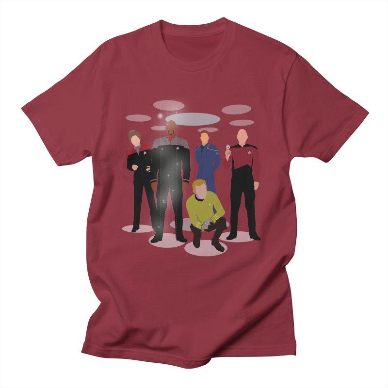 Captains Away Mission Men's Regular T-Shirt by karmicangel's Artist Shop