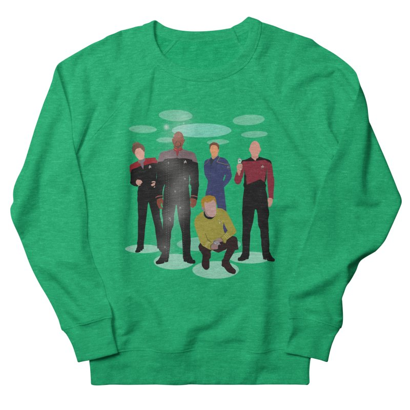 Captains Away Mission Women's Sweatshirt by karmicangel's Artist Shop