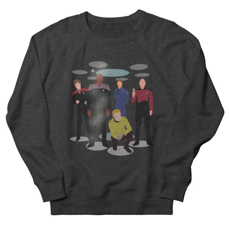 Captains Away Mission Men's Sweatshirt by karmicangel's Artist Shop