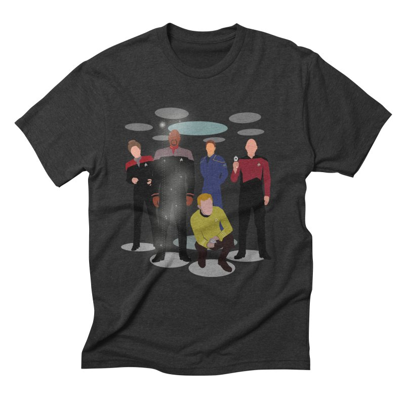 Captains Away Mission Men's Triblend T-Shirt by karmicangel's Artist Shop