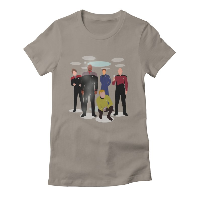 Captains Away Mission Women's T-Shirt by karmicangel's Artist Shop