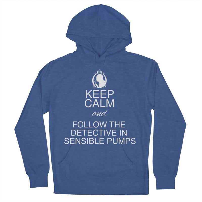 Portia Adams 'Keep Calm' Women's Pullover Hoody by karmicangel's Artist Shop