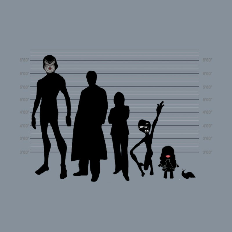 X-Files: The Usual Monsters by karmicangel's Artist Shop