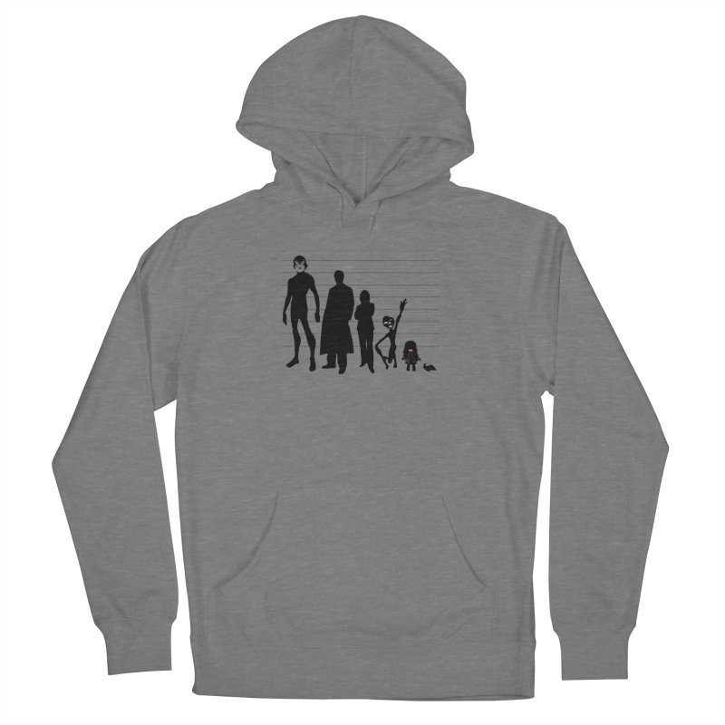 X-Files: The Usual Monsters Women's Pullover Hoody by karmicangel's Artist Shop