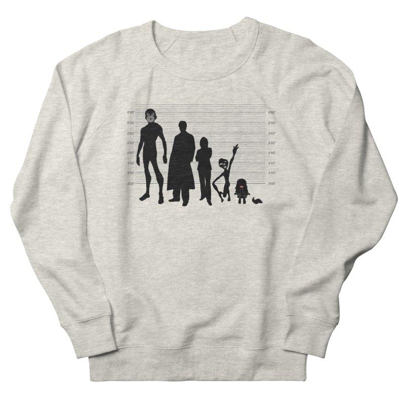 X-Files: The Usual Monsters Women's Sweatshirt by karmicangel's Artist Shop