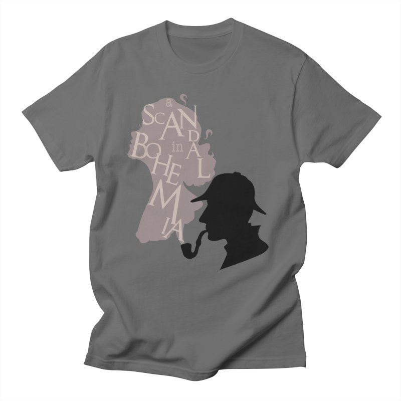 A Scandal in Bohemia Men's T-Shirt by karmicangel's Artist Shop