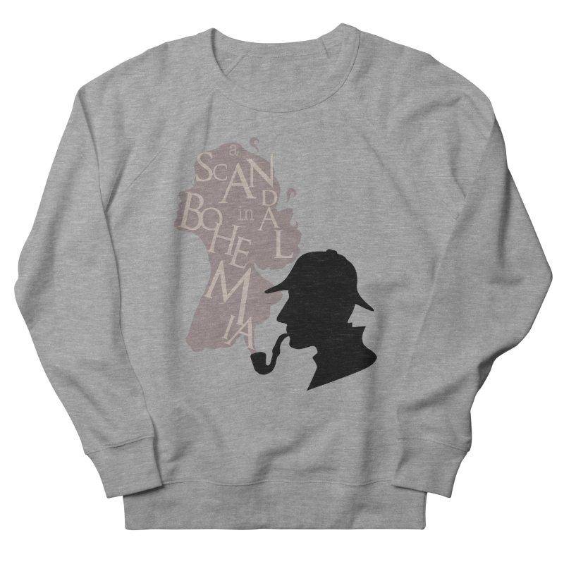 A Scandal in Bohemia Women's French Terry Sweatshirt by karmicangel's Artist Shop