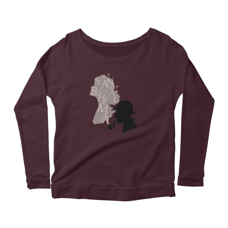 A Scandal in Bohemia Women's Longsleeve T-Shirt by karmicangel's Artist Shop