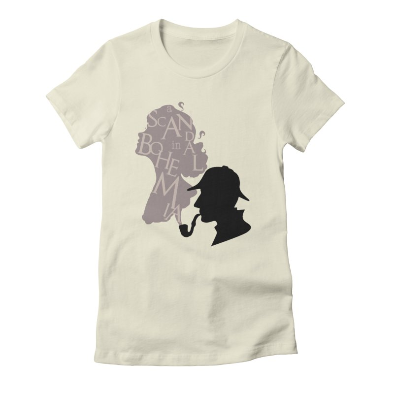 A Scandal in Bohemia Women's T-Shirt by karmicangel's Artist Shop