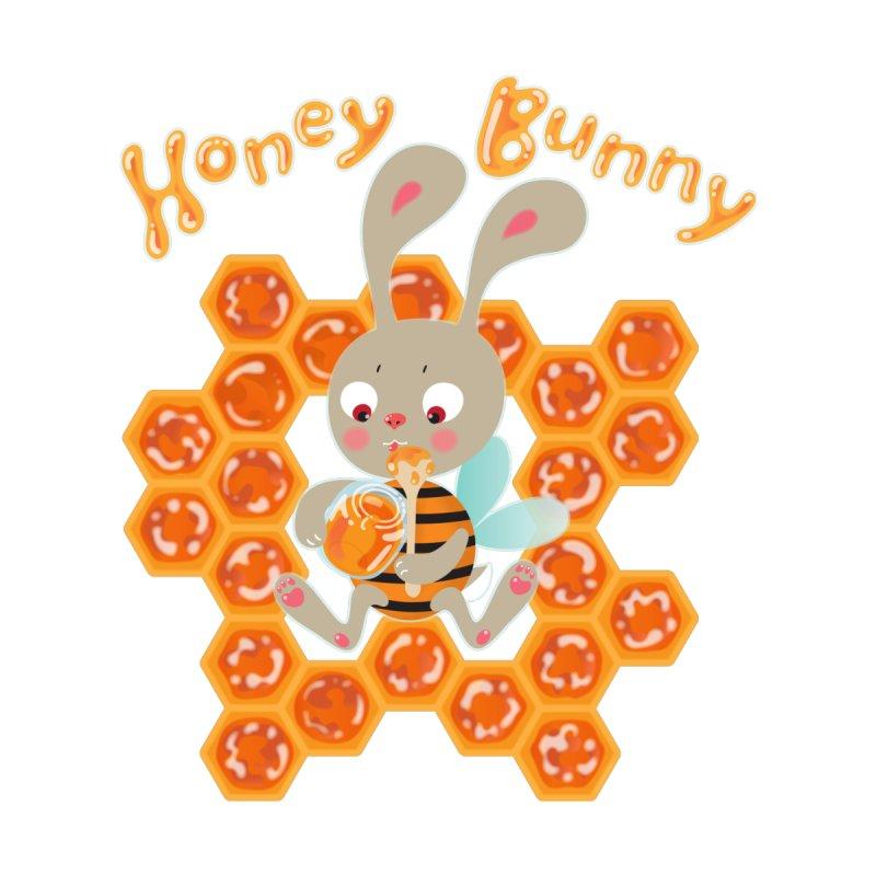 Honey Bunny by karrrart's Artist Shop