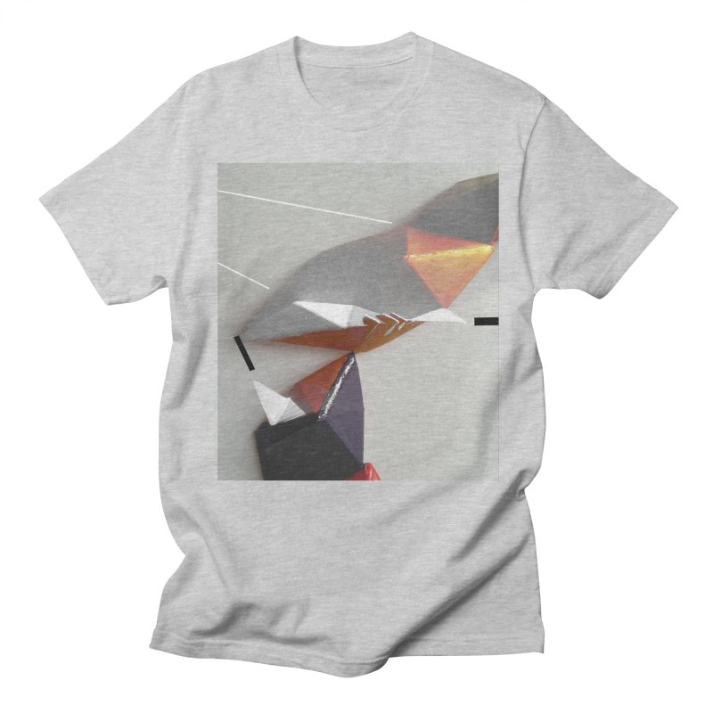 Polygon I Men's T-Shirt by Kacix Artist Shop