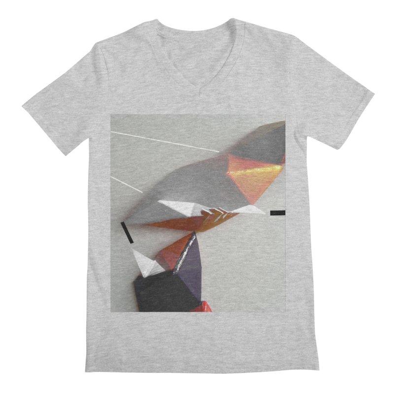 Polygon I Men's V-Neck by Kacix Artist Shop