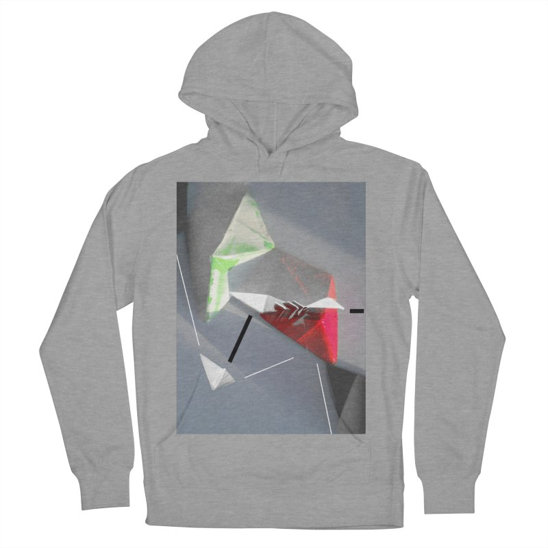 Polygon II Men's Pullover Hoody by Kacix Artist Shop
