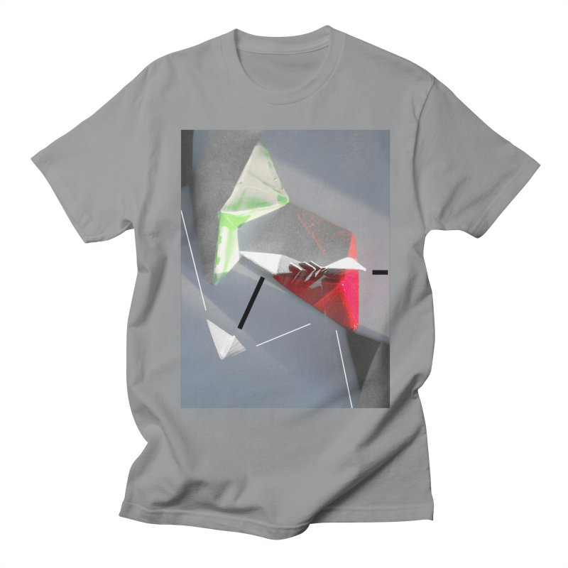 Polygon II Men's T-Shirt by Kacix Artist Shop