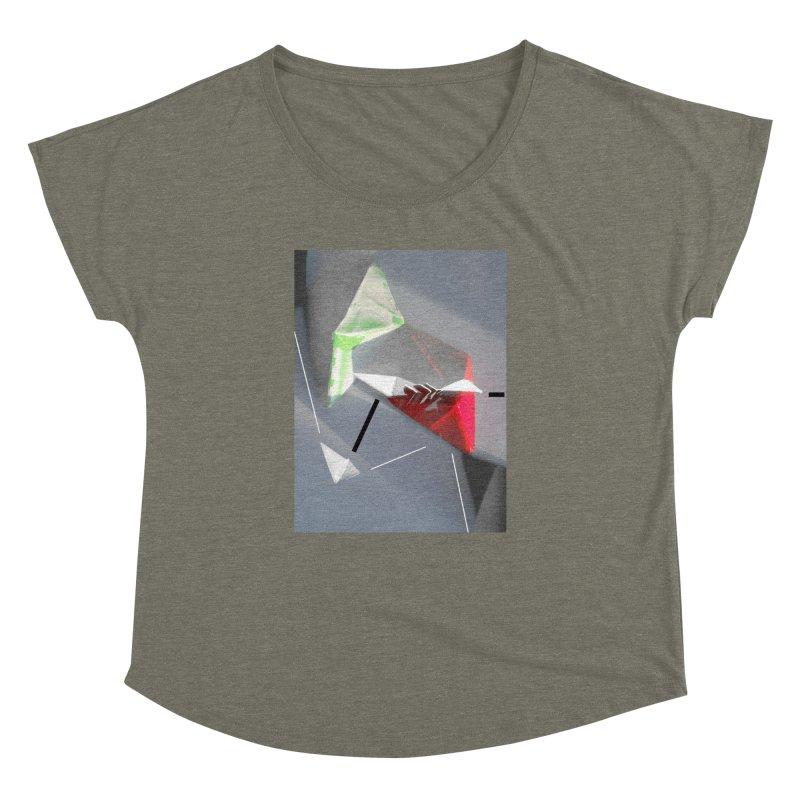 Polygon II Women's Dolman by Kacix Artist Shop