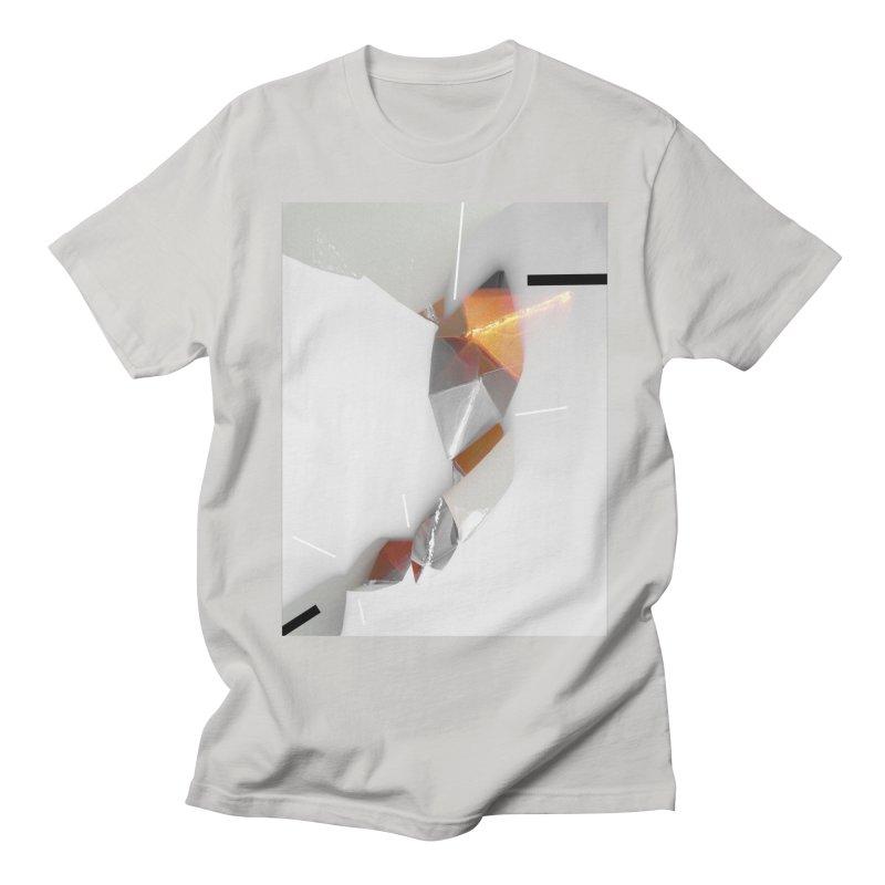 Polygon III Men's T-shirt by Kacix Artist Shop