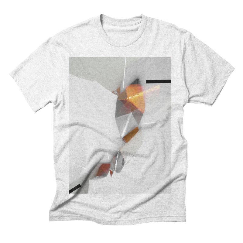 Polygon III Men's Triblend T-shirt by Kacix Artist Shop
