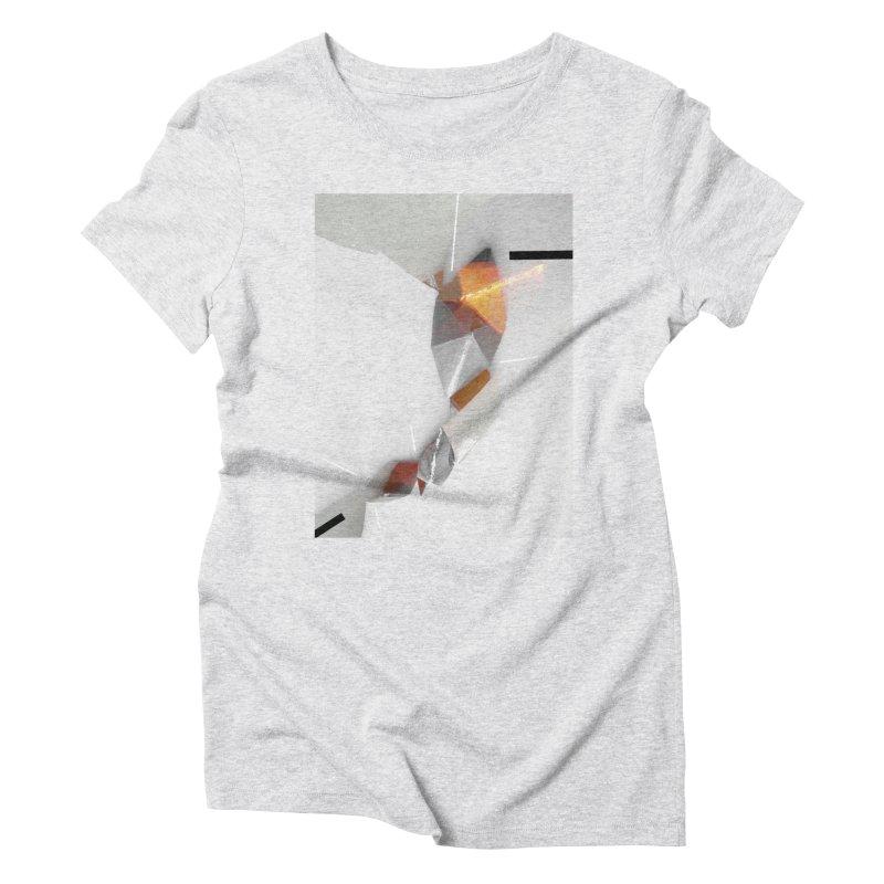 Polygon III Women's Triblend T-Shirt by Kacix Artist Shop