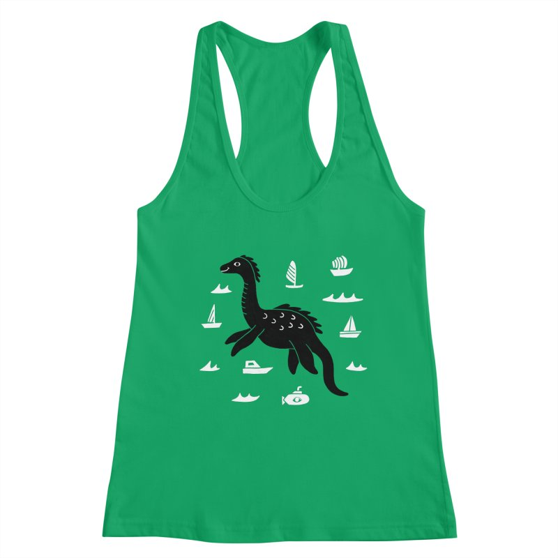 I want to believe in... Nessie Women's Tank by Katdog