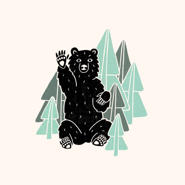 Design for Gregory the Grizzly