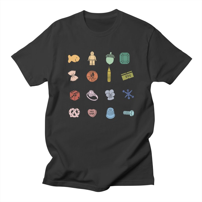 Tiny Things Collection Men's T-Shirt by Katdog
