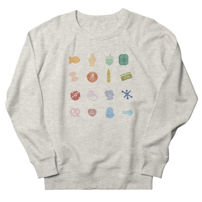 Tiny Things Collection Men's Sweatshirt by Katdog