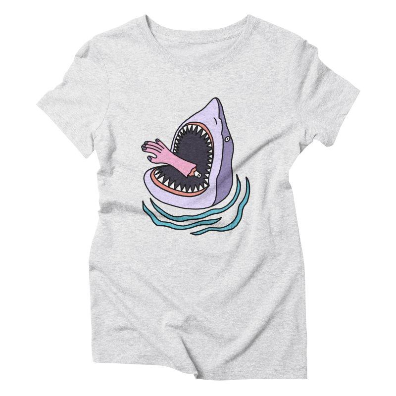 Deadly Catch Women's T-Shirt by Katdog