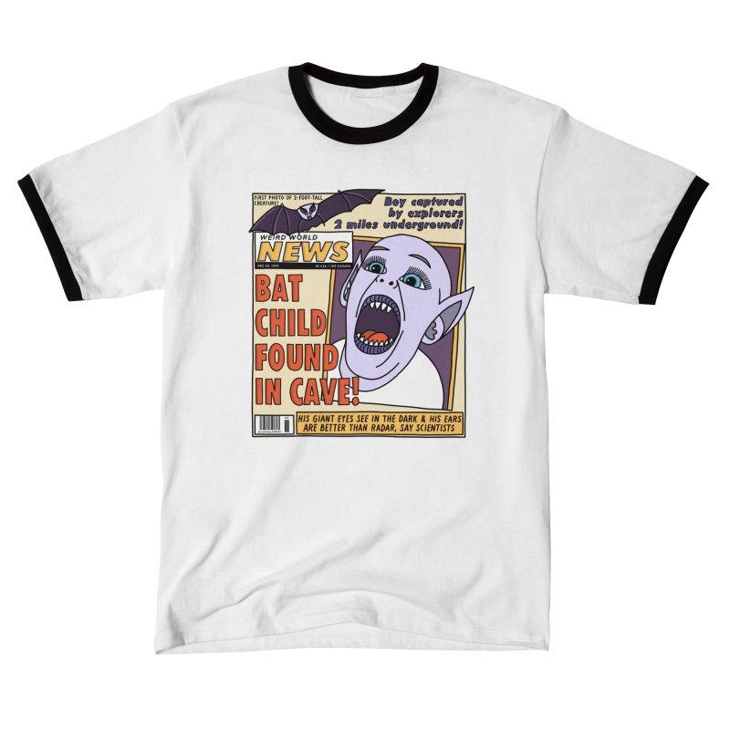 Bay Boy Found in Cave! Women's T-Shirt by Katdog