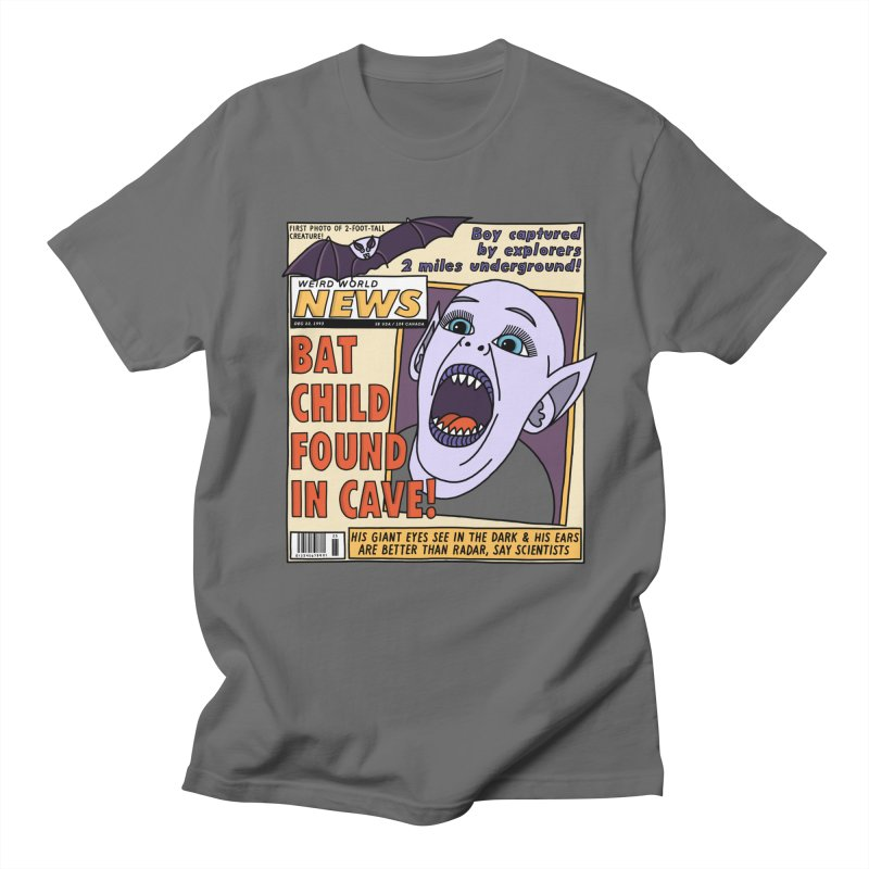 Bay Boy Found in Cave! Men's T-Shirt by Katdog