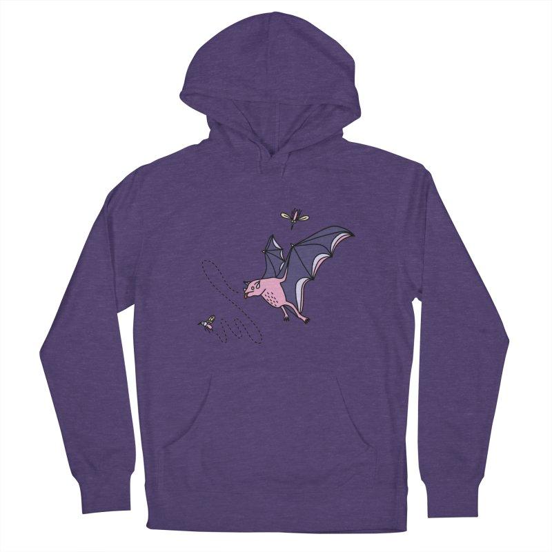 Hungry Bat Men's Pullover Hoody by Katdog