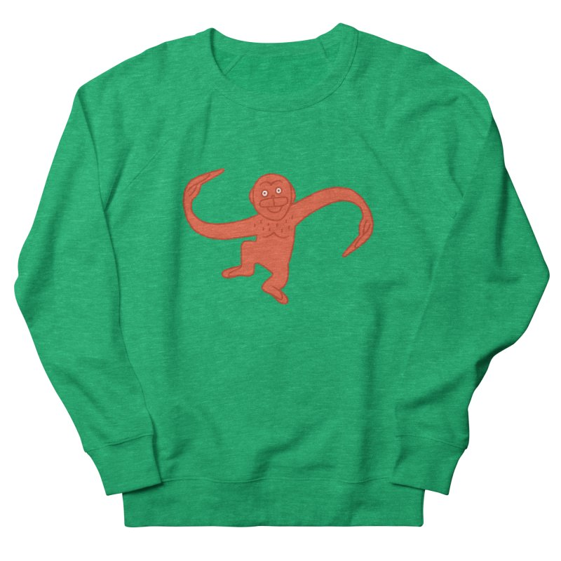 Monkey Chain Women's Sweatshirt by Katdog
