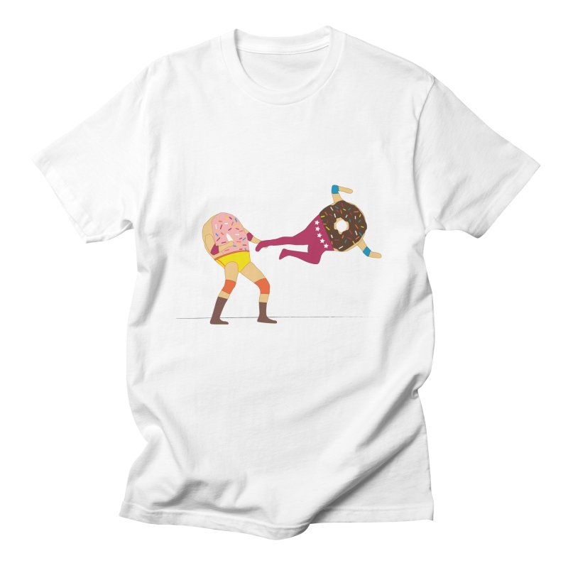 Dropkicks and Donuts Men's T-Shirt by kateforay's Shop